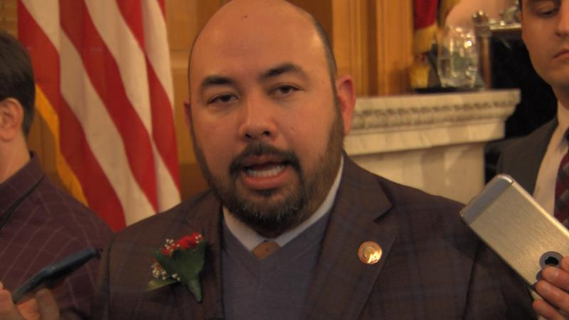 Ohio House Speaker Cliff Rosenberger