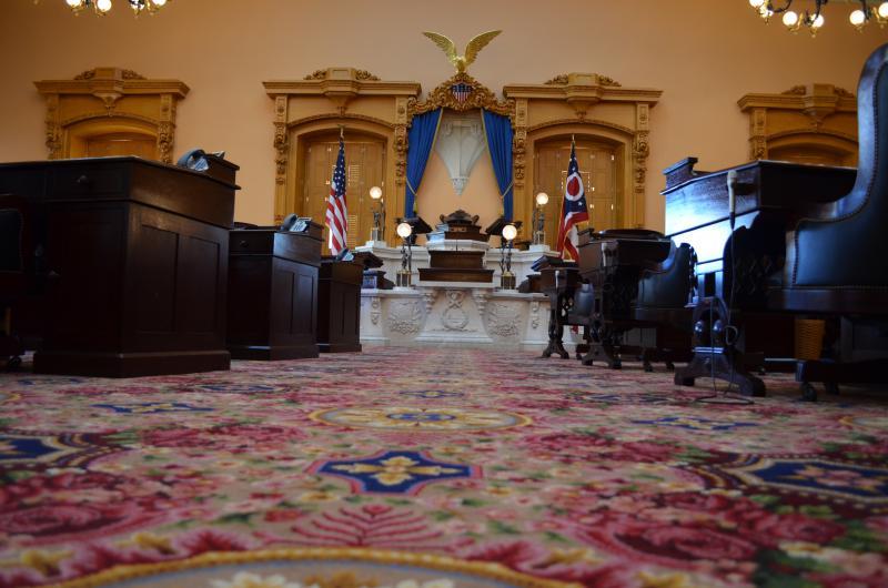 Ohio Senate chamber