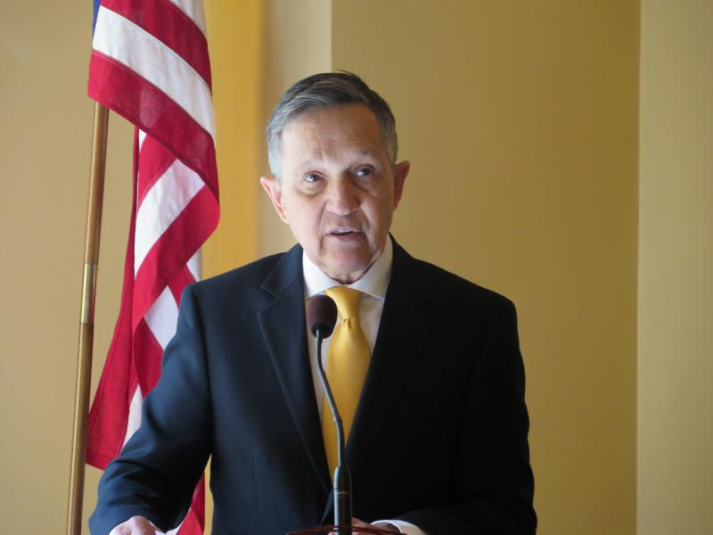 Former Ohio Congressman and State Lawmaker, Dennis Kucinich