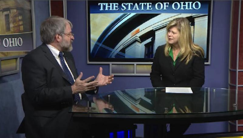 "State school superintendent Paolo DeMaria talks education issues on ""The State of Ohio""."