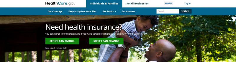 Healthcare.org website