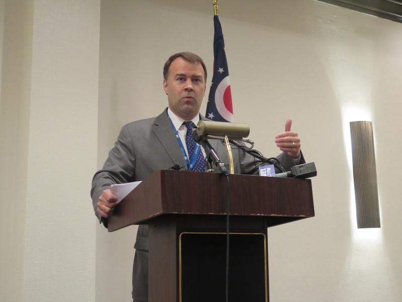 Ohio Democratic Party Chair David Pepper
