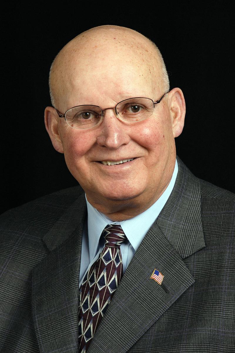 Former Ohio Senate President Bill Harris