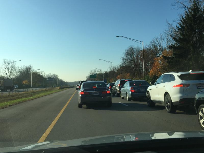 Ohio roadway