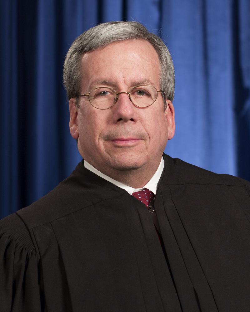 Ohio Supreme Court Justice William O'Neill