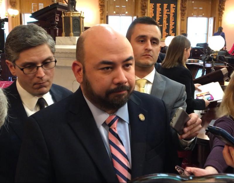 House Speaker Cliff Rosenberger (R-Clarksville)