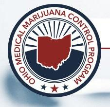 Ohio Medical Marijuana Control Commission logo