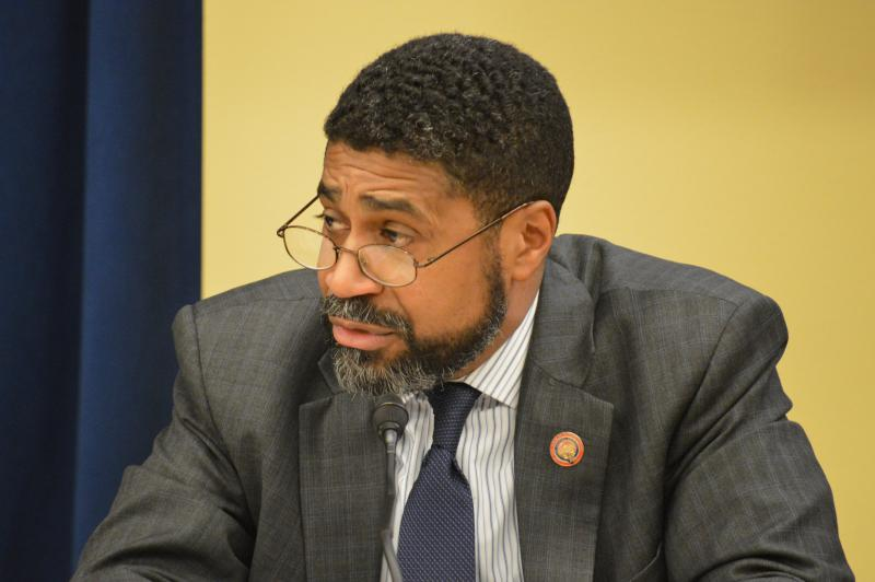 Rep. Fred Strahorn (D-Dayton), House Minority Leader