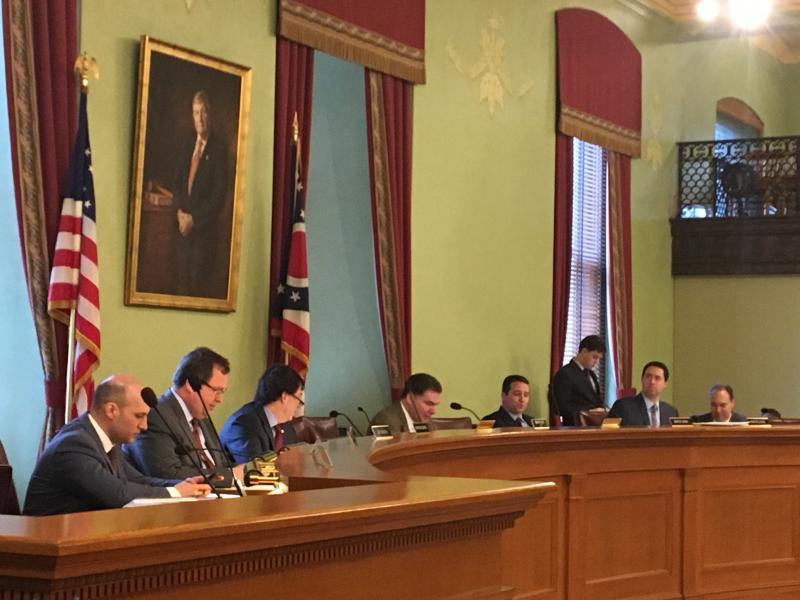 Ohio Senate committee considers redistricting