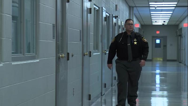 Pickaway County Sherifff's Lt. Gabe Carpenter leads the program connecting inmate addicts to treatment.