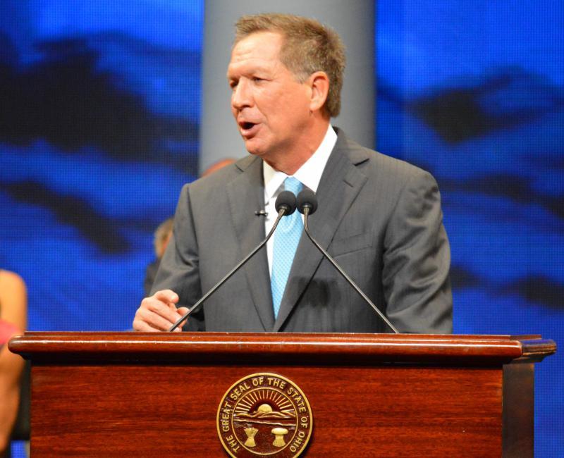 Governor John Kasich, Republican
