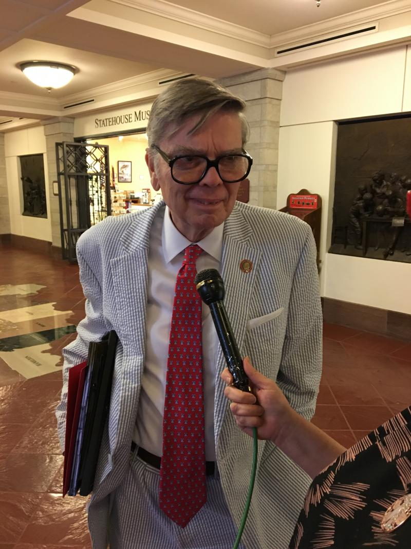 Former Ohio House Speaker Bill Batchelder