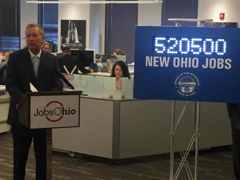 Gov. John Kasich (R-Ohio)