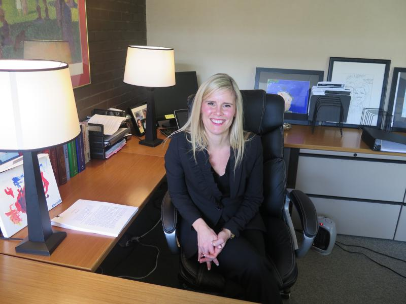 Miranda Motter is the president and CEO of the Ohio Association of Health Plans.