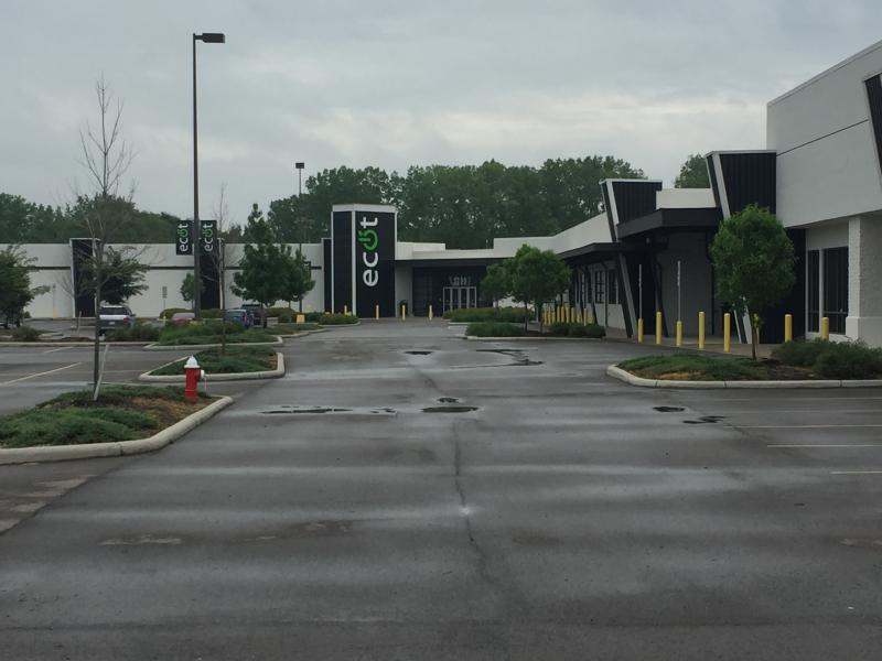 Former ECOT headquarters in Columbus.