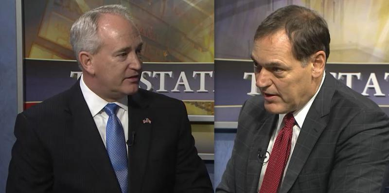 Rep. Keith Faber (R) and former U.S. Rep. Zack Space (D) are the candidates for state auditor.