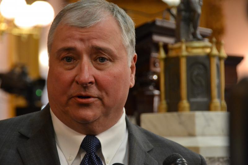 House Speaker Larry Householder (R, Glenford)