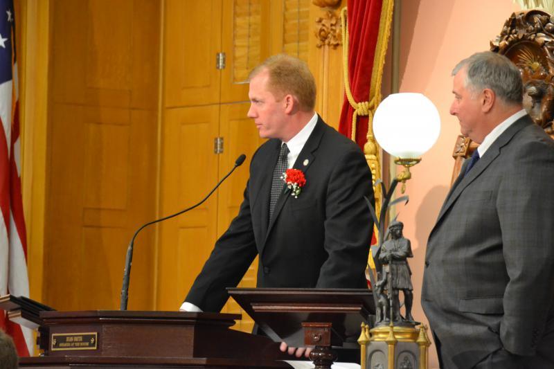 Former House Speaker Ryan Smith (R, Bidwell)