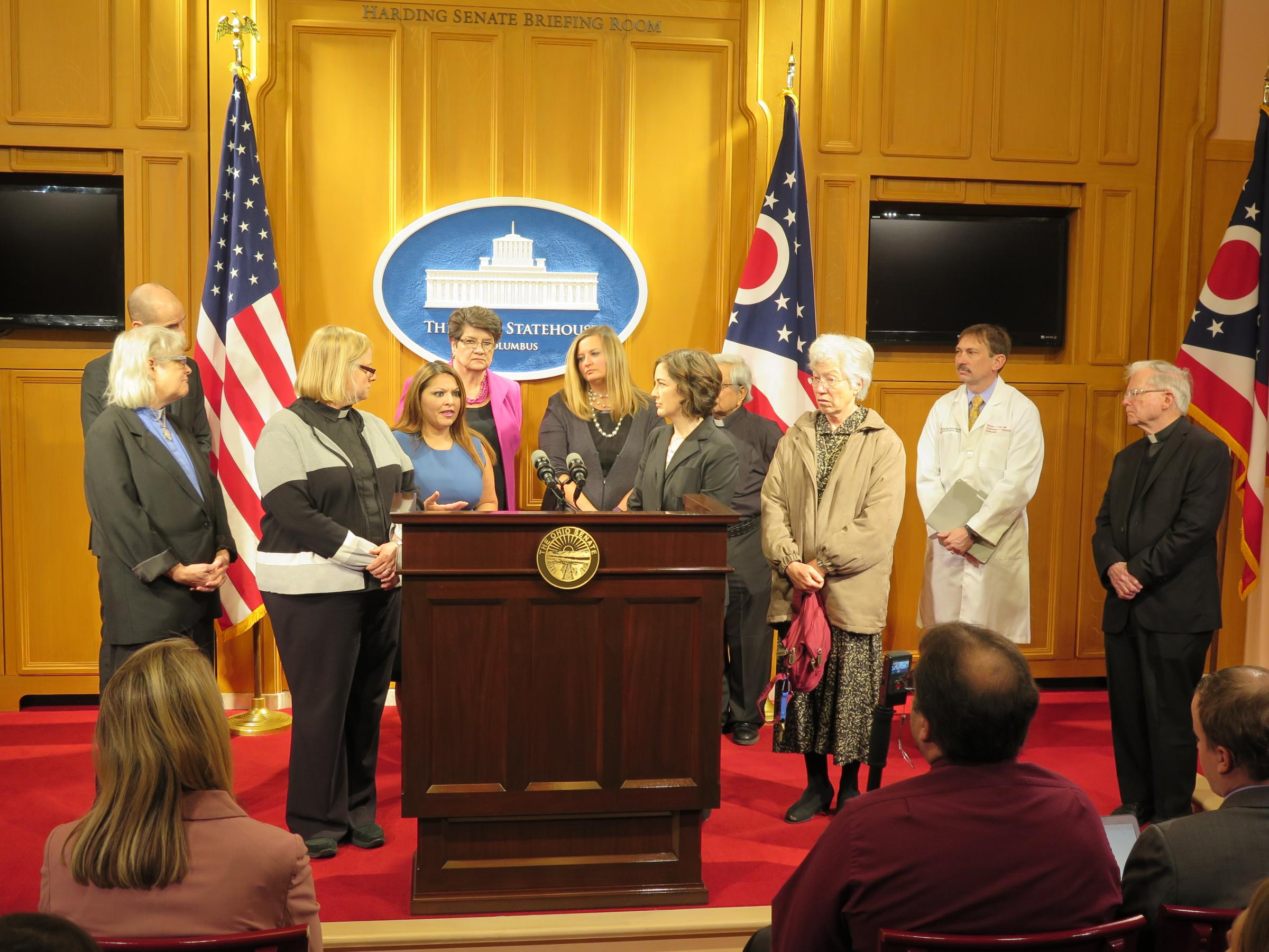 a review of ohio senators Ohio senators brown, portman react to bipartisan healthcare plan by jessica democratic senator sherrod brown of ohio says it's about time a bipartisan bill is finally please flag it for our moderators to review leave a reply cancel reply enter your comment here fill in your.
