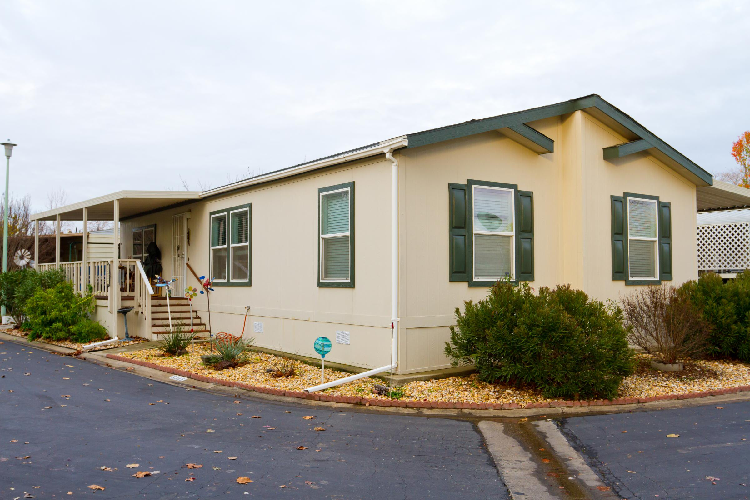 Budget Proposes Merging Small Manufactured Homes Commission With State Agency