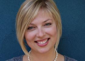 New WCQS Morning Edition host / reporter Greta Johnsen