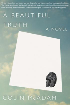 Colin McAdam will read from his book Sept. 18 at 7pm at Malaprop's Bookstore in downtown Asheville.