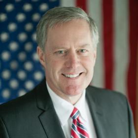 11th District Congressman Mark Meadows