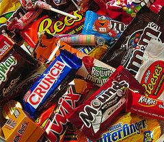 On this day of trick or treating, David Hurand takes a look at the candy industry.