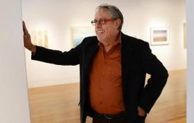 John Cram is receiving the state's highest civilian honor this week, the North Carolina Award for Fine Arts.