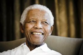 Mandela: An Audio History airs Friday at 2.