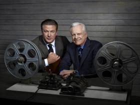 Alec Baldwin interviews Turner Classic Movie host and film historian Robert Osborne on this week's Here's the Thing.