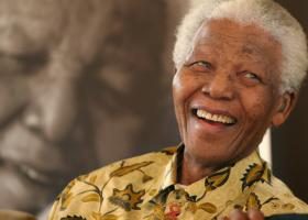 Nelson Mandela 1918 - 2013. Rest in Peace.