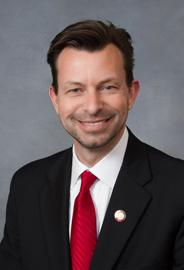 Representative Tim Moffitt (R) House District 116