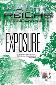 Kathy and Brendan Reichs will be at Malaprop's bookstore this evening at 5:30 to read from, and sign copies of, their books.