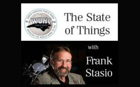 WCQS teams with WUNC for live broadcasts of The State of Things from the WCQS studios April 24 - 25.