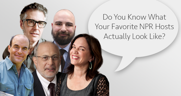 Do You Know What Your Favorite NPR Hosts Actually Look ...What Npr Hosts Look Like