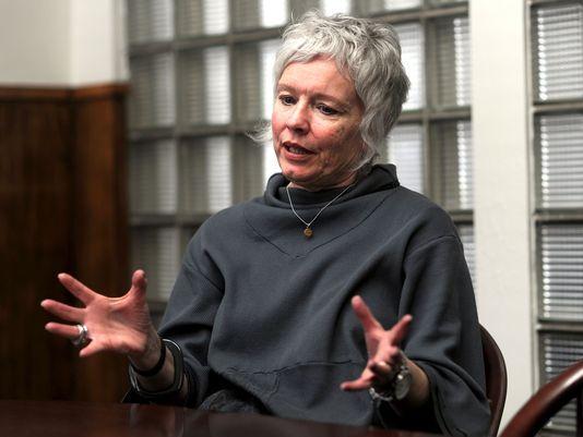 Rep. Susan Fisher (D-Buncombe)