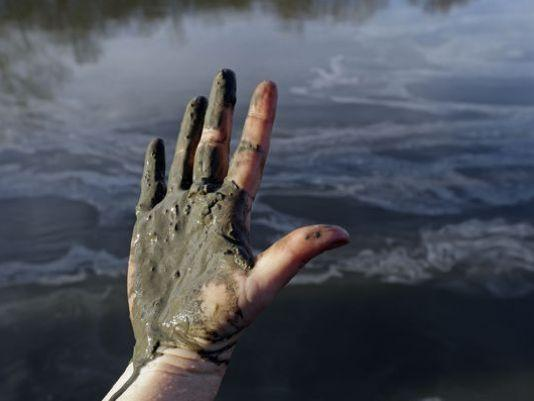 Dan River coal ash spill