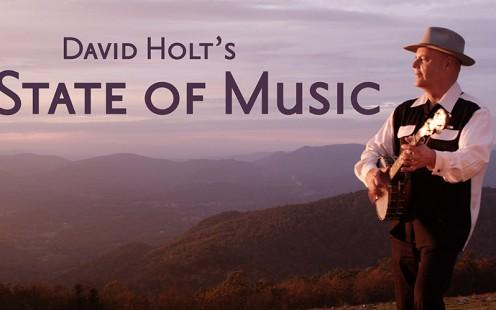 David Hotlt's State of Music comes to WCU, Sunday Nov. 22.