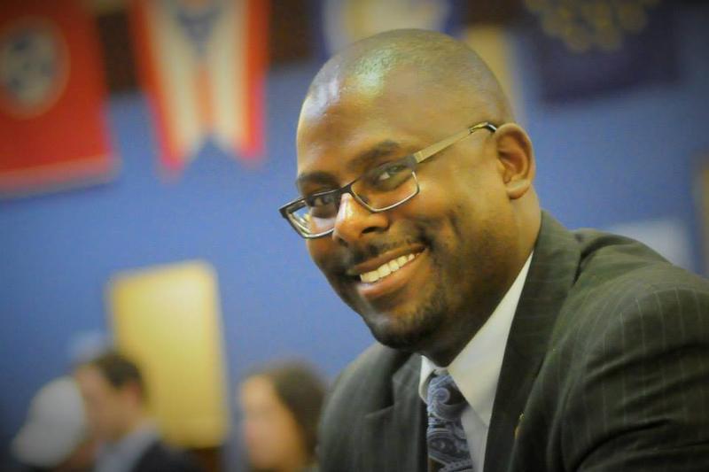 NC Republican Party Chairman Hasan Harnett