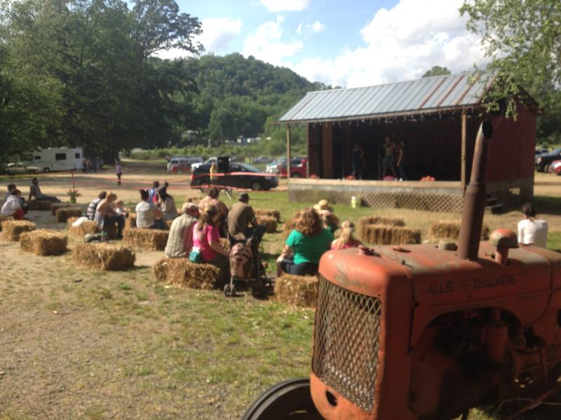 Darnell Farms' seventeenth annual Strawberry Jam sees scores of visitors from near and far.