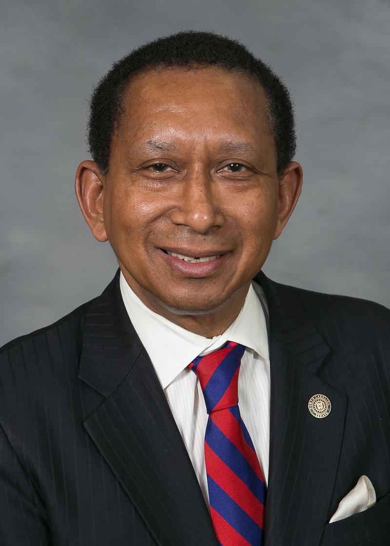 Senator Floyd McKissick (D-Durham)