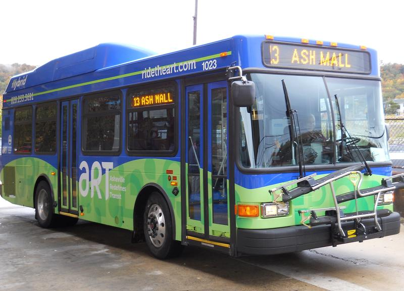Public transportation in Western North Carolina is starting to reach more people
