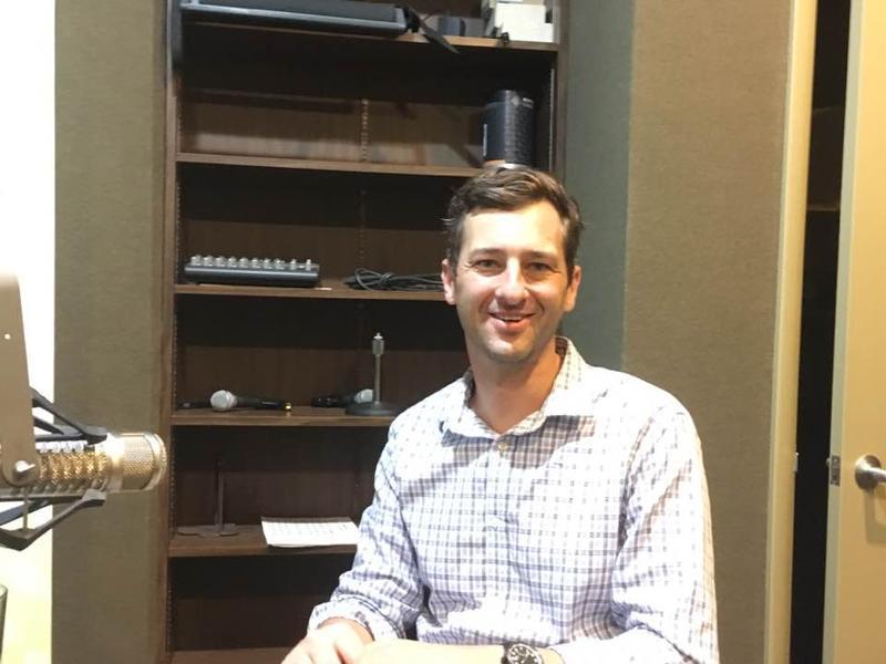 Western Carolina University political scientist Chris Cooper