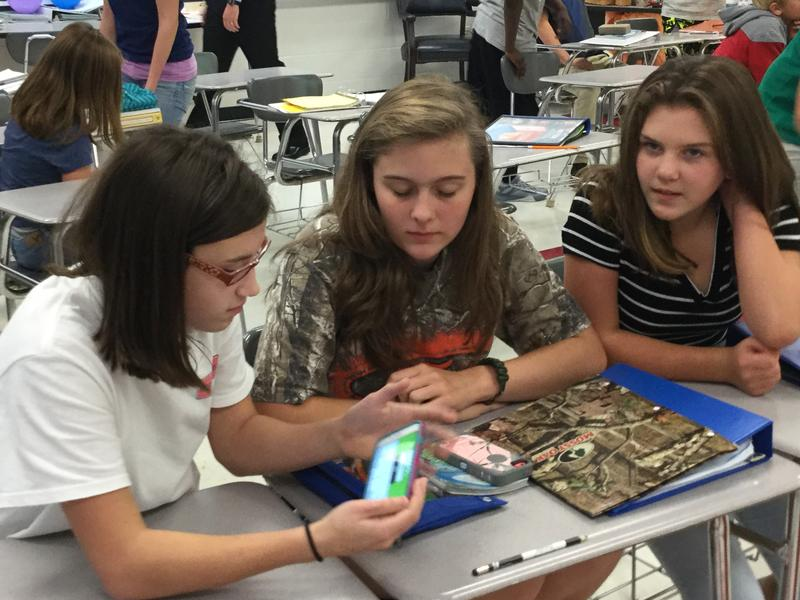 Civil or not?  Students play a Civil Discourse Challenge