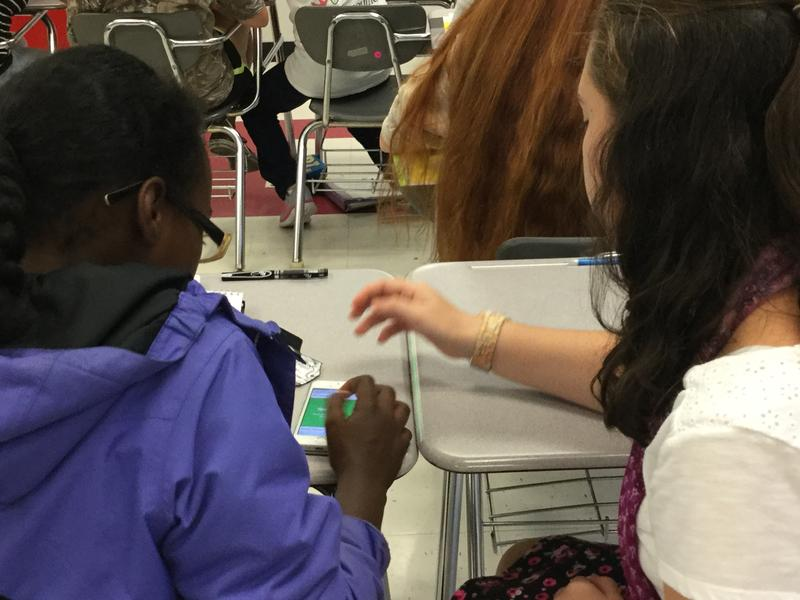 Civil or not?  Students play the Civil Discourse Challenge