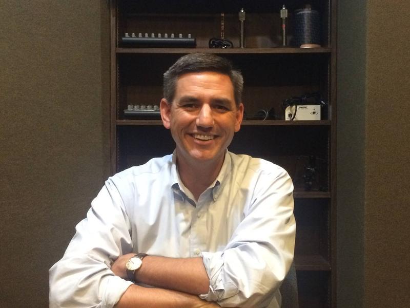 Rep. Brian Turner (D-Buncombe)