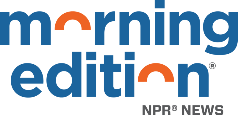 Morning Edition from NPR News logo