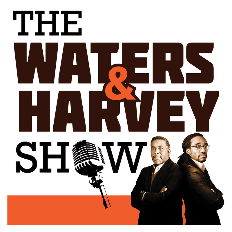The Waters and Harvey Show logo