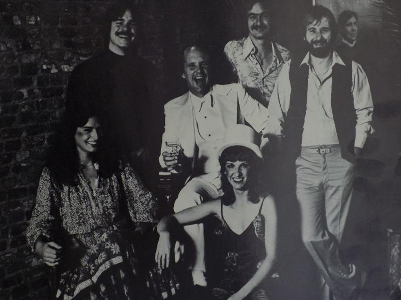 The Howard Hanger Jazz Fantasy. Can you spot Dick Kowal?